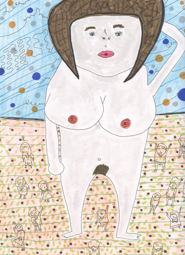 The Naked Woman 14